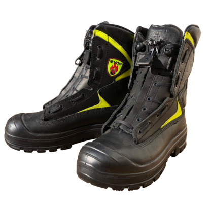 Structural Firefighting Footwear